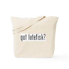 got lutefisk? Tote Bag