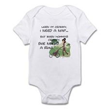 Cranky Infant Bodysuit