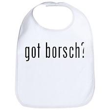 got borsch? Bib