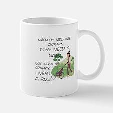 Cranky mom 3 Mug