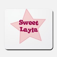 Sweet Layla Mousepad