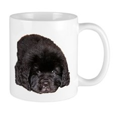 Newfoundland Puppy Dog Mug