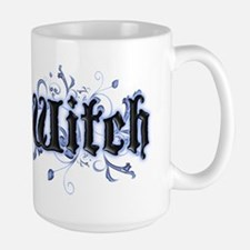 Witch Ceramic Mugs