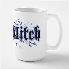 Witch Large Mug