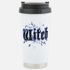 Witch Stainless Steel Travel Mug
