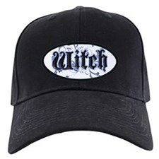 Witch Baseball Hat
