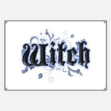 Witch Banner