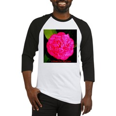 A Rose For My Love Baseball Jersey