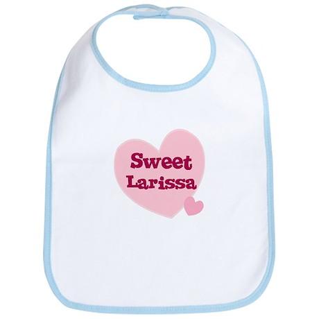 Sweet Larissa Bib