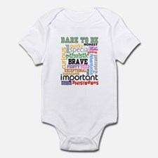 Dare To Be Infant Bodysuit