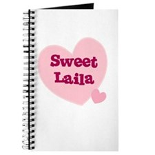 Sweet Laila Journal