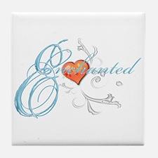 Enchanted Tile Coaster