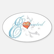 Enchanted Oval Decal