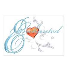 Enchanted Postcards (Package of 8)