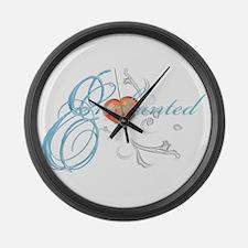 Enchanted Large Wall Clock