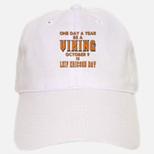 Be A Viking Baseball Baseball Cap