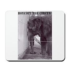 Ban The Circus Mousepad
