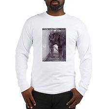 Ban The Circus Long Sleeve T-Shirt