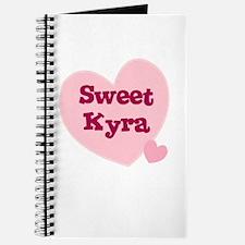 Sweet Kyra Journal