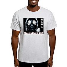 Unique H1n1 T-Shirt