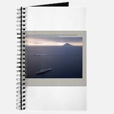 South Seas Sunset Journal
