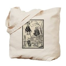 Dorothy & the Wizard of Oz Tote Bag