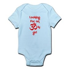 Looking for an OM-ly girl - Infant Bodysuit