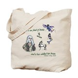 Mermaid tote bags Canvas Totes