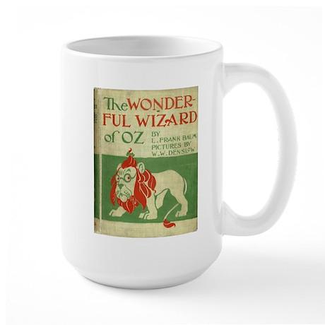 The Original Book Large Mug