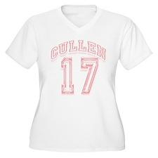 Edward Cullen 17 Twilight Mov T-Shirt