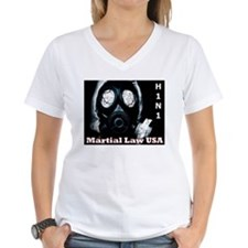 Women's Bio Weapon V-Neck T-Shirt