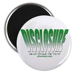 Disclosure (Green) Magnet