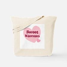 Sweet Kiersten Tote Bag