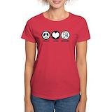 Mozart Women's Dark T-Shirt