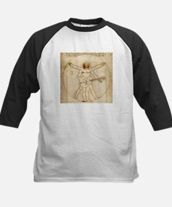 The Vitruvian Rock God Range  Tee