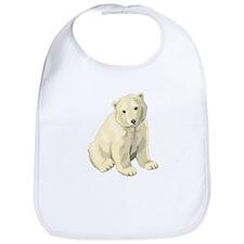 Polar Bear Gift Bib