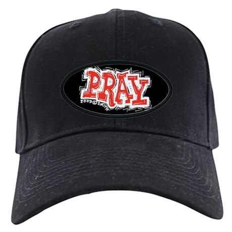 Pray Black Cap