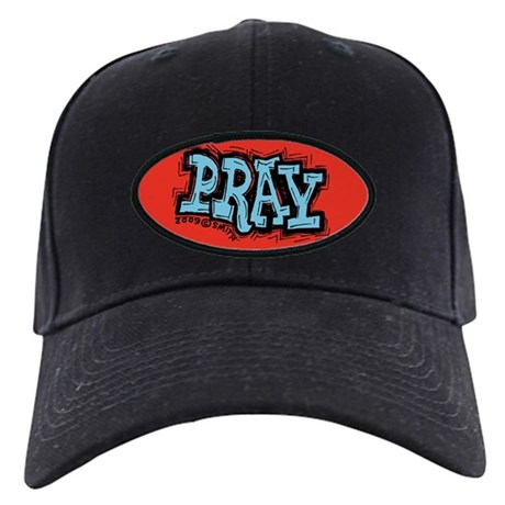 Pray Black Cap