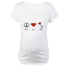 Peace, Love, Italy Shirt