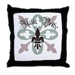 Italian Pride Medieval Throw Pillow