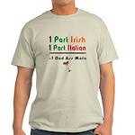 Part Irish Part Italian Light T-Shirt