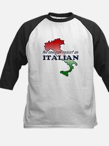 No one can Resist an Italian Tee