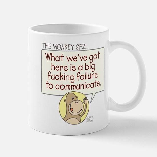 Monkey sez Mug