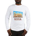 Rome Coliseum Long Sleeve T-Shirt