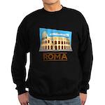 Rome Coliseum Sweatshirt (dark)