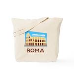 Rome Coliseum Tote Bag