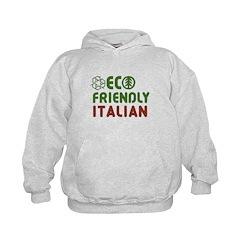 Eco Friendly Italian Hoodie