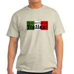 Cute Italian Light T-Shirt