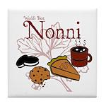 Nonni Tile Coaster