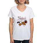 Nonni Women's V-Neck T-Shirt